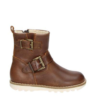 Nelson Kids jongens laarsjes & boots bruin