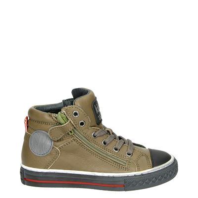 Kipling jongens laarsjes & boots kaki
