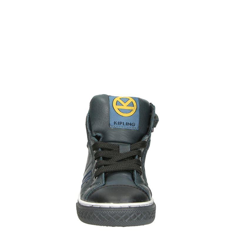 Kipling Basket 1 - Hoge sneakers - Zwart