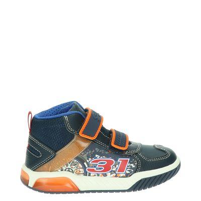 Geox jongens sneakers blauw