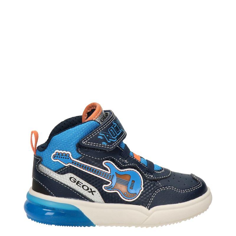 Geox Gray Boy hoge sneakers