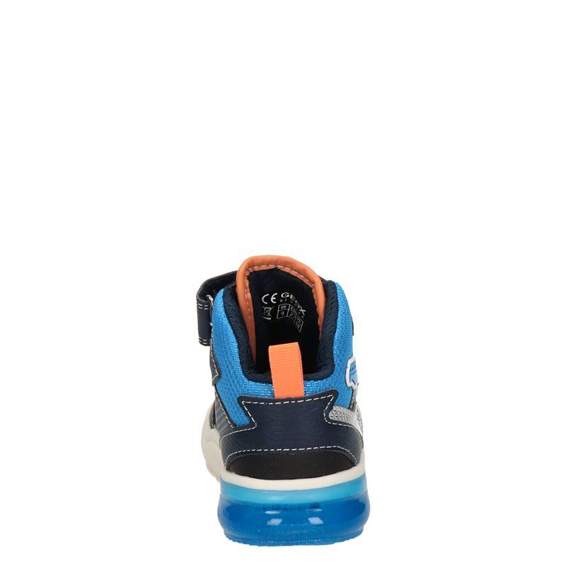 Geox Gray Boy - Hoge sneakers - Blauw