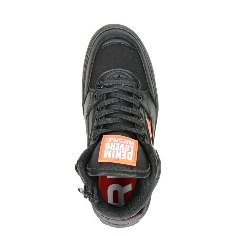 Replay Bokkai - Hoge sneakers - Zwart
