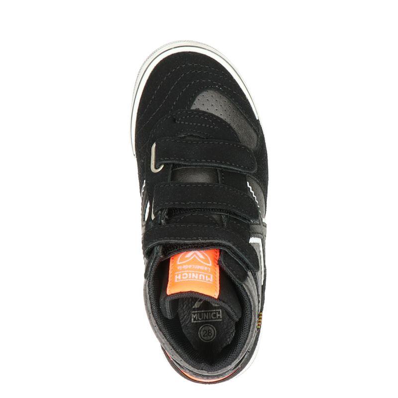 Munich - Hoge sneakers - Zwart