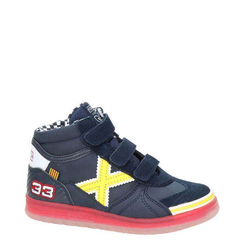 Munich - Hoge sneakers - Blauw