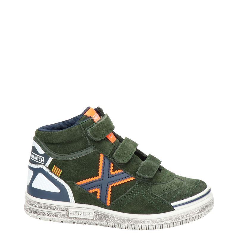 Munich - Hoge sneakers - Groen