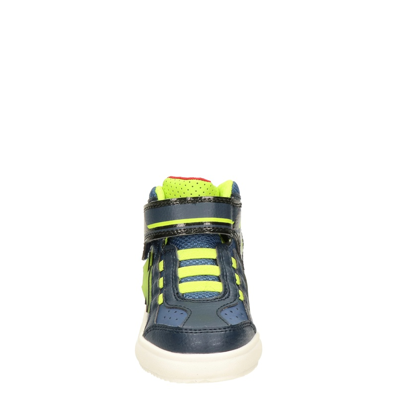 Geox Gray Jay - Klittenbandschoenen - Blauw