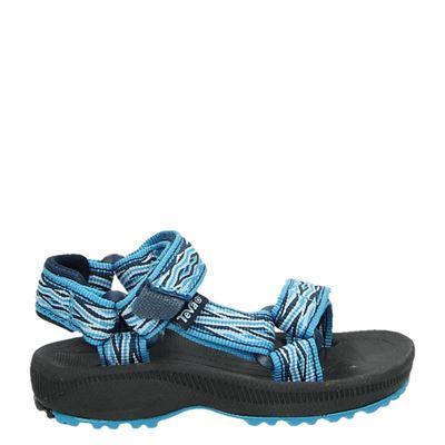 Teva jongens sandalen blauw