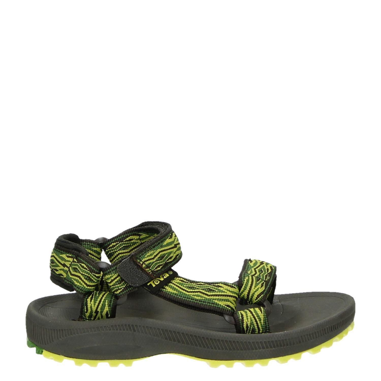 teva hurricane jongens sandalen groen. Black Bedroom Furniture Sets. Home Design Ideas