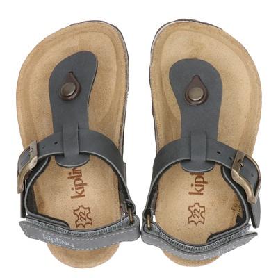 Kipling jongens sandalen grijs