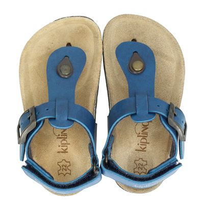 Kipling jongens sandalen blauw