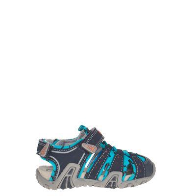 Geox jongens sandalen blauw