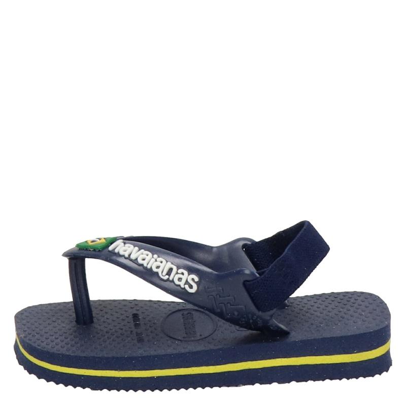 Havaianas Baby Brasil - Slippers - Blauw