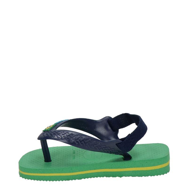 Havaianas Baby Brasil - Slippers - Groen