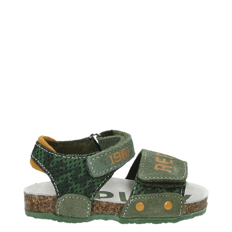 Sandales Replay Vert f1UP4
