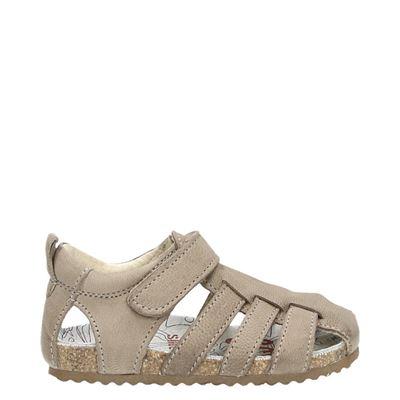 Shoesme jongens sandalen taupe
