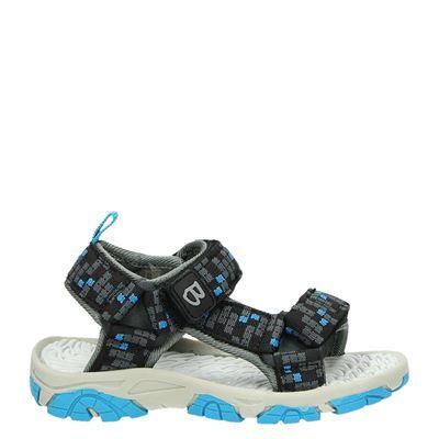 braQeez jongens sandalen blauw