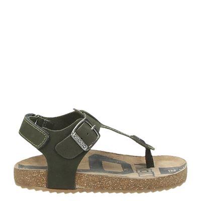 Vingino jongens sandalen grijs