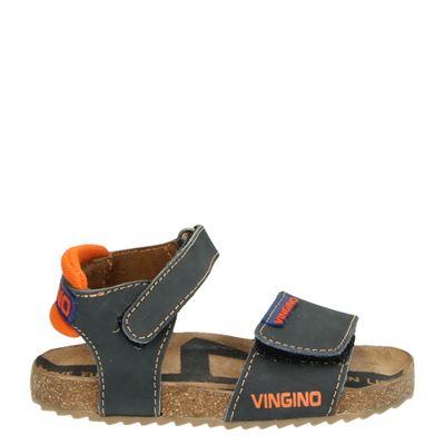 Vingino jongens sandalen blauw