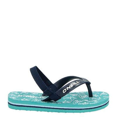 O'NEILL jongens slippers blauw