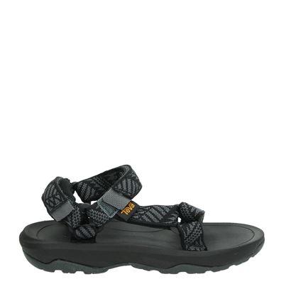 Teva jongens sandalen zwart