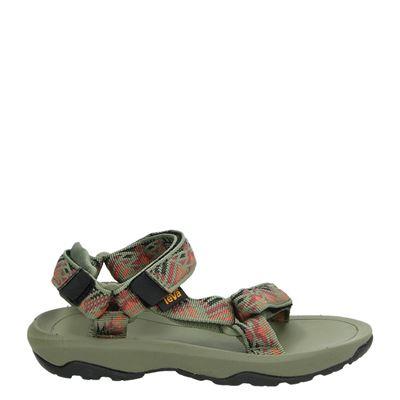 Teva jongens sandalen beige