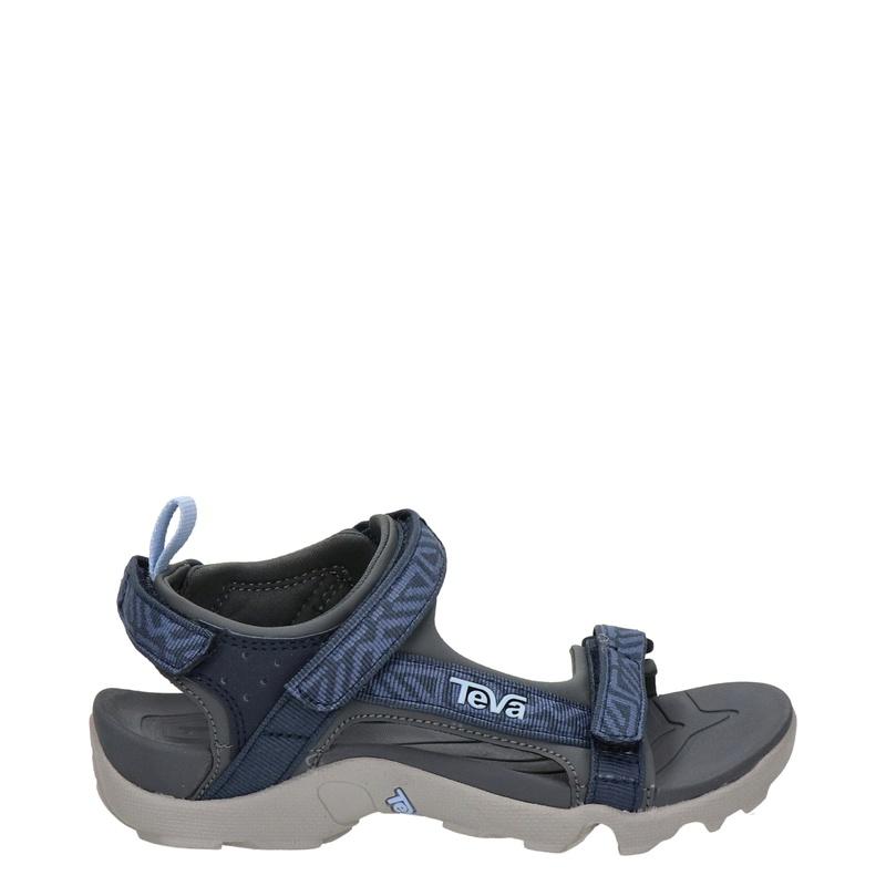 Teva Tanza outdoor sandalen blauw online kopen