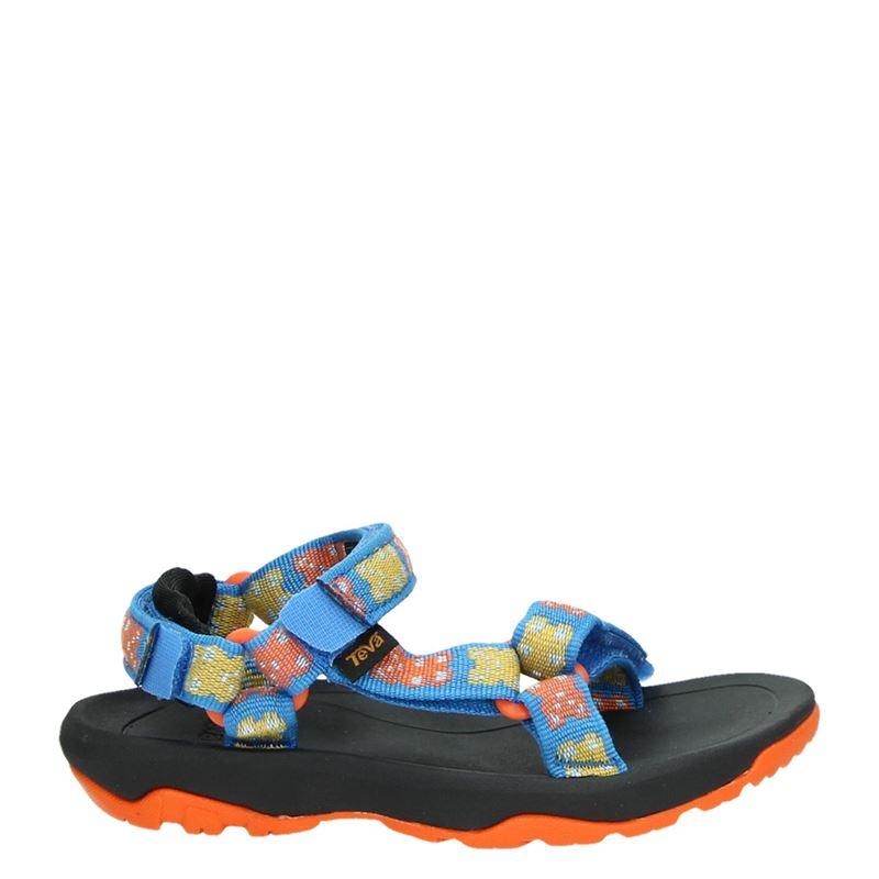 Teva sandalen blauw
