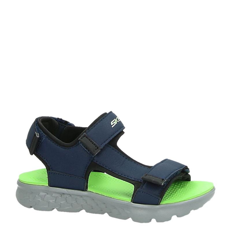 Skechers On The Go 400 Quester - Sandalen - Blauw