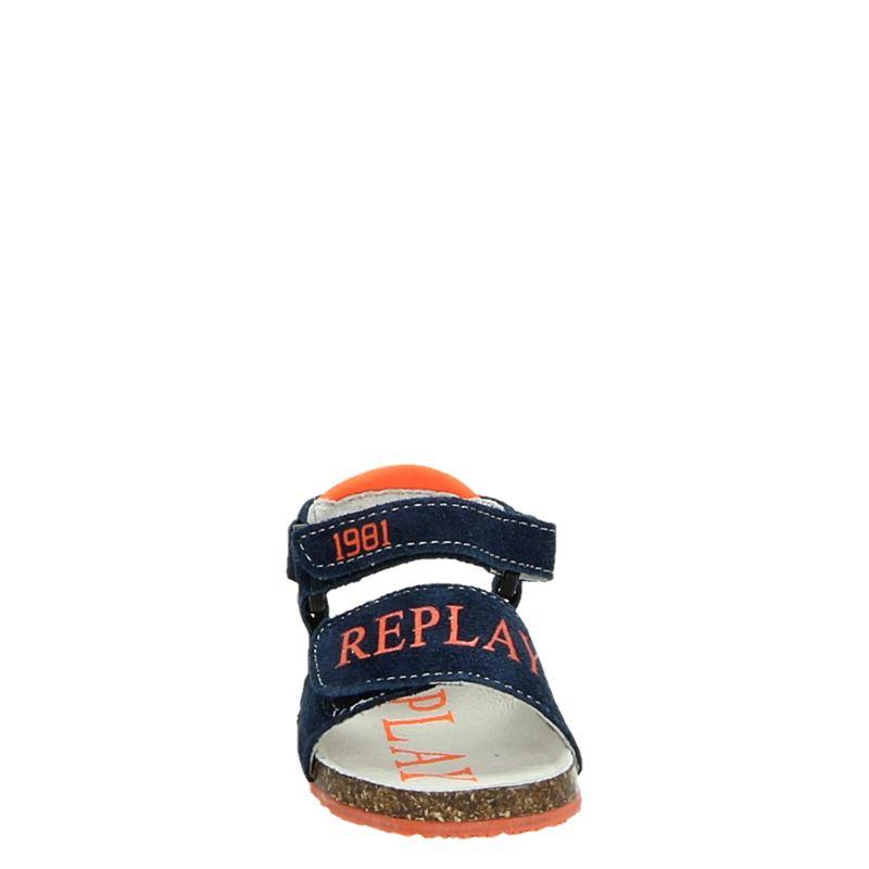 Replay - Sandalen - Blauw