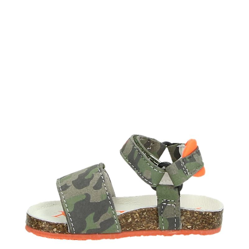 Replay - Sandalen - Groen