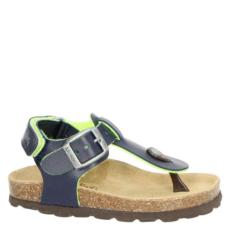 Kipling Kas 2 - Sandalen - Blauw