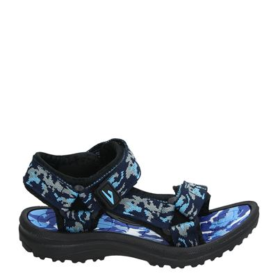 Orange Babies jongens sandalen blauw