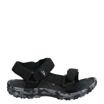 Orange Babies jongens sandalen zwart