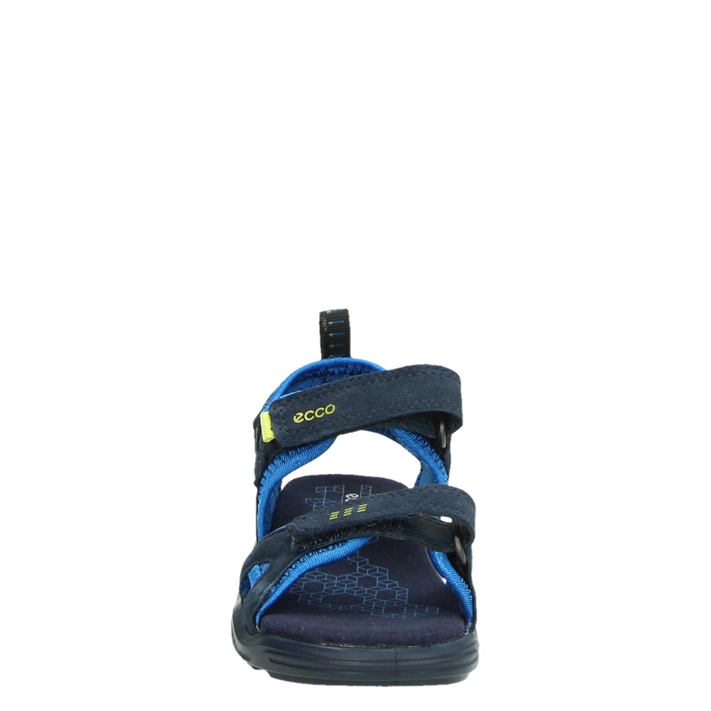 ecco, Baby Sandalen BIOM für Jungen, blau