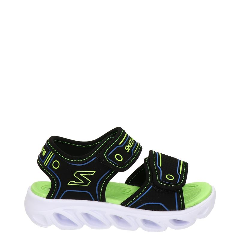 Skechers S-Lights - Sandalen - Zwart