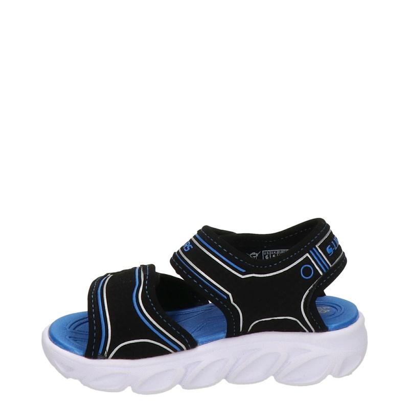 Skechers S-Lights - Sandalen - Zwart