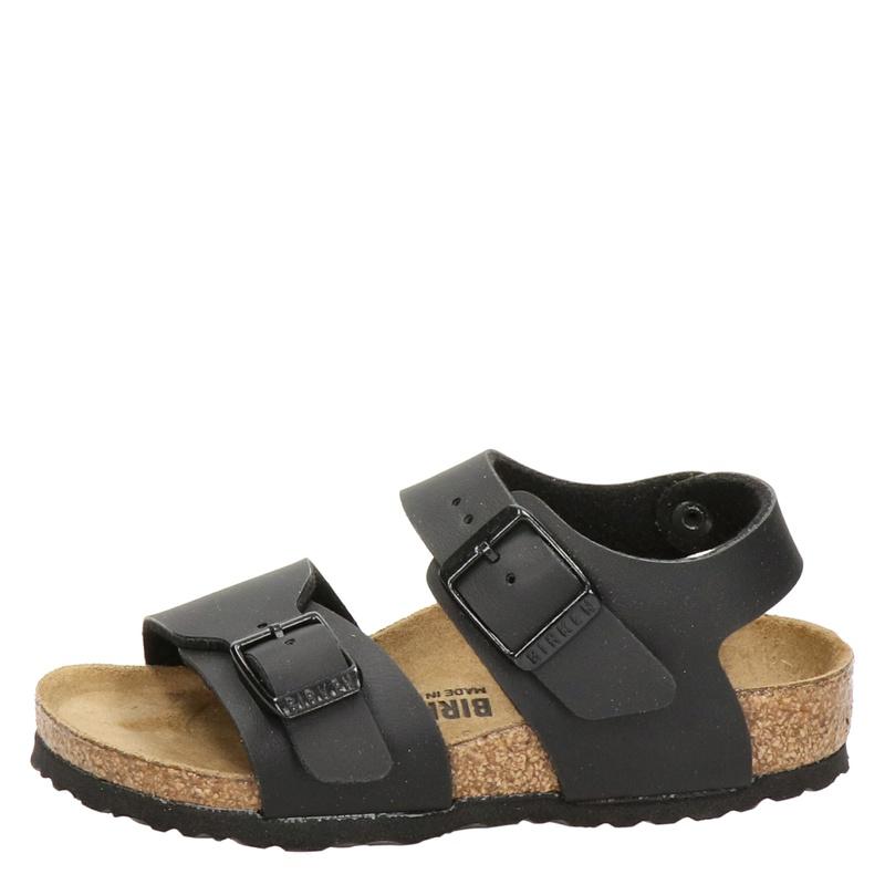 Birkenstock New York - Sandalen - Zwart