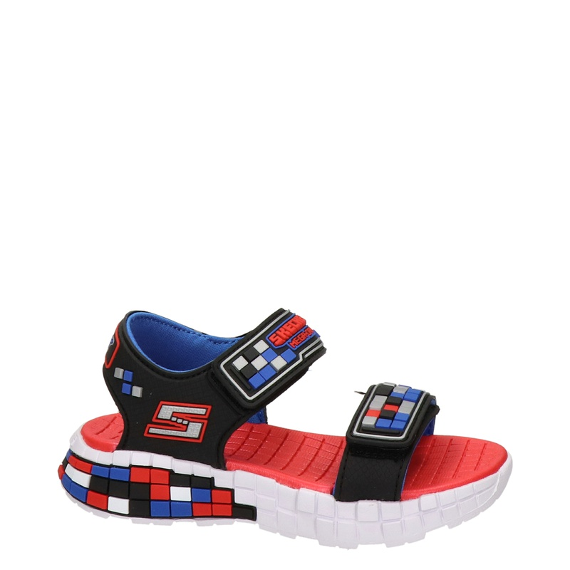 Skechers Mega Craft - Sandalen - Zwart