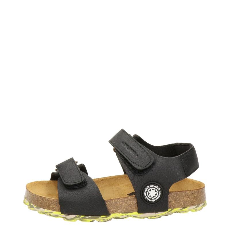 Develab - Sandalen - Zwart