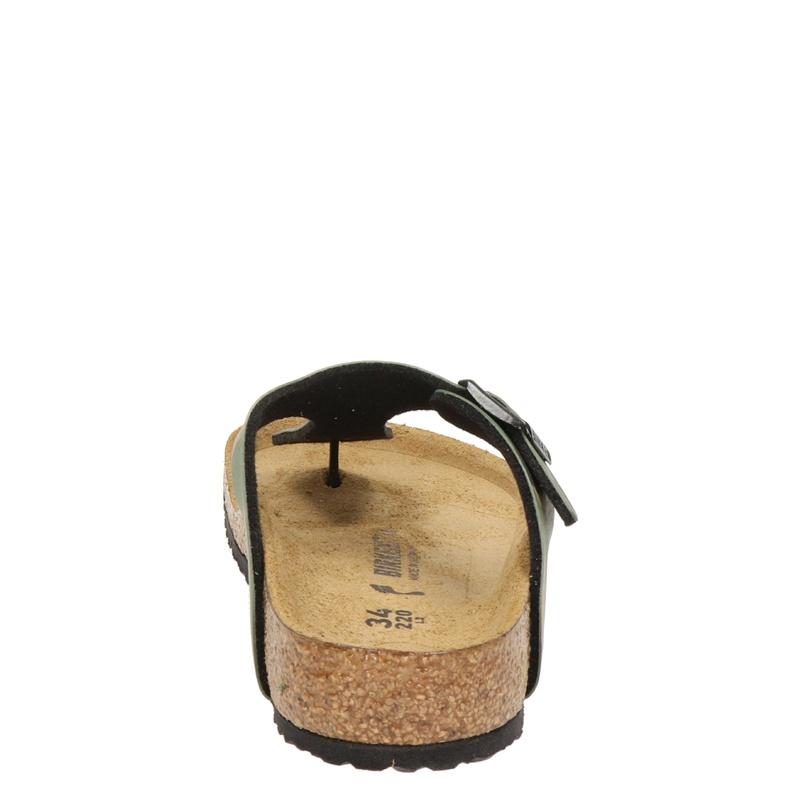 Birkenstock Gizeh - Sandalen - Zwart