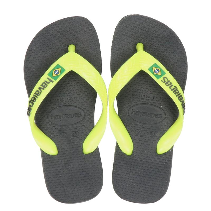 Havaianas Brasil - Slippers - Geel