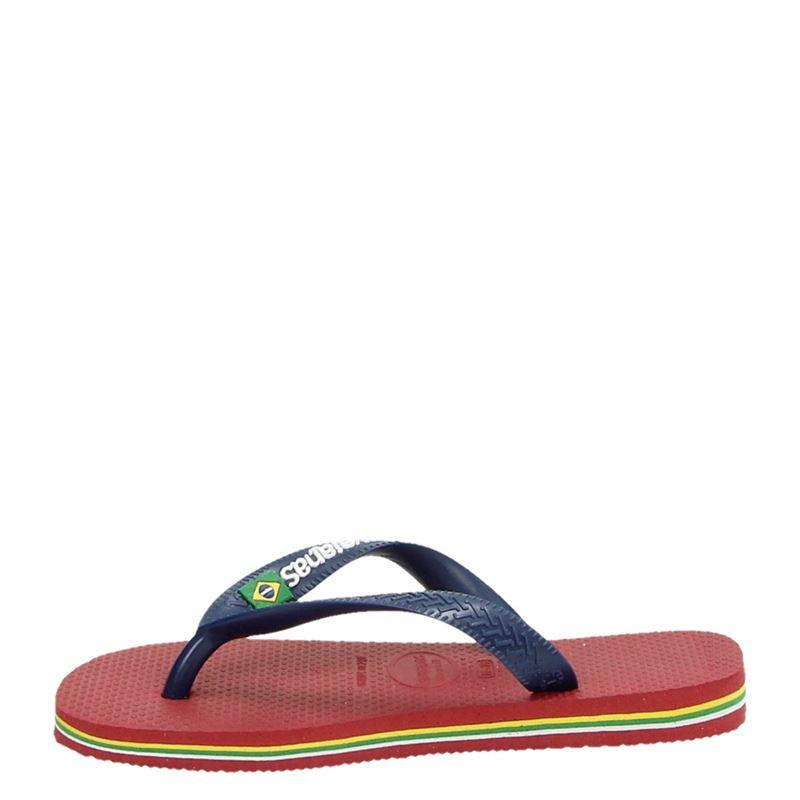 Havaianas Brasil - Slippers - Rood