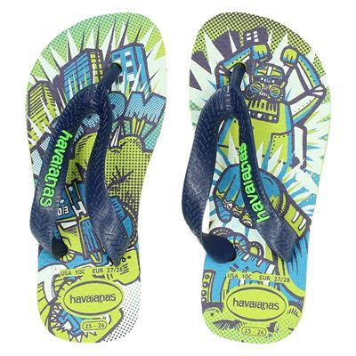 Havaianas Kidsradical slippers blauw