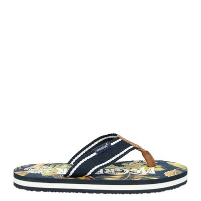 Mc Gregor jongens slippers blauw