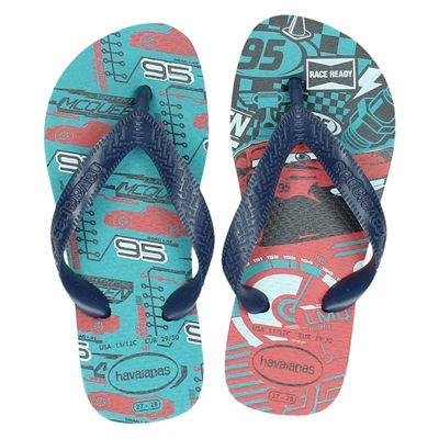 Havaianas jongens slippers blauw