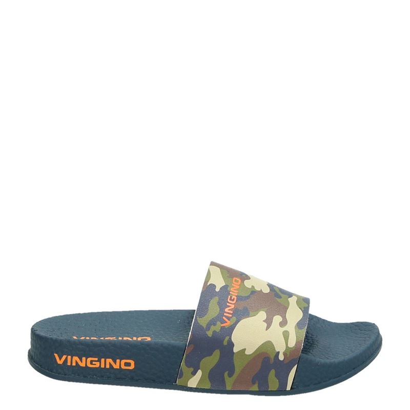 Vingino - Badslippers - Groen