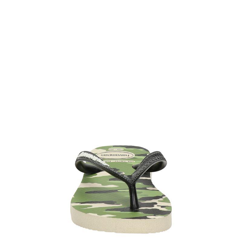 Havaianas Top Camu - Slippers - Zwart