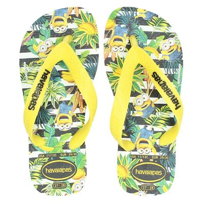 Havaianas jongens slippers wit