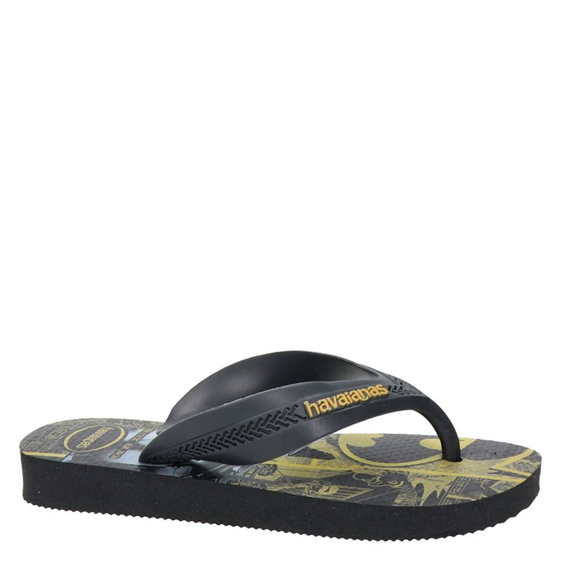 Havaianas Max Herois - Slippers - Zwart